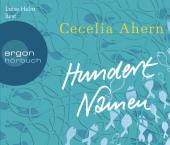 Hundert Namen, 6 Audio-CDs Cover