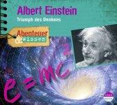 Albert Einstein, Audio-CD Cover