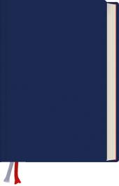 Gotteslob, Bistum Mainz, Großdruck, Kunstleder dunkelblau