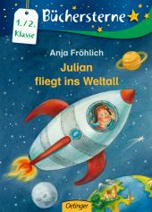 Julian fliegt ins Weltall