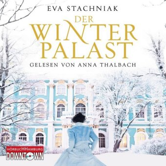 Der Winterpalast, 6 Audio-CDs
