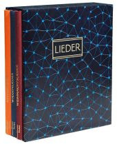 Lieder, 3 Bde. + 3 Audio-CDs