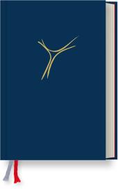 Gotteslob, Bistum Fulda, Standardausgabe Balacron dunkelblau