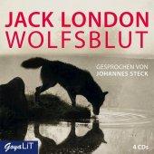 Wolfsblut, 4 Audio-CDs