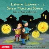 Laterne, Laterne - Sonne, Mond und Sterne, 1 Audio-CD
