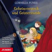 Geheimversteck und Geisterstunde, 1 Audio-CD