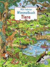 Mein liebstes Wimmelbuch Tiere Cover