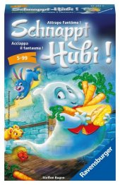 Schnappt Hubi! (Kinderspiel) Cover