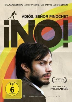 NO!, 1 DVD, von Pablo Larraín