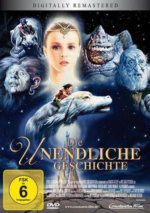 Die unendliche Geschichte, 1 DVD