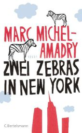 Zwei Zebras in New York