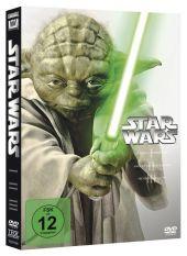 Star Wars - Trilogie: Der Anfang 1-3, 3 DVDs