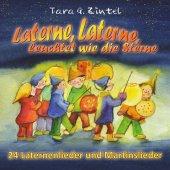 Laterne, Laterne, leuchtet wie die Sterne, 1 Audio-CD