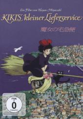 Kikis kleiner Lieferservice, 1 DVD