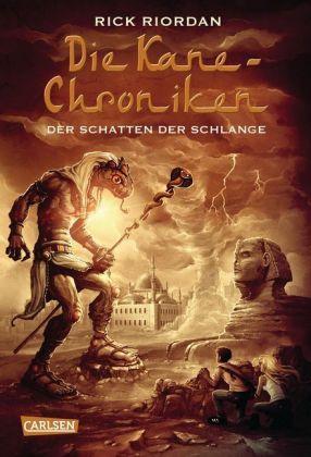 Die Kane-Chroniken - Der Schatten der Schlange