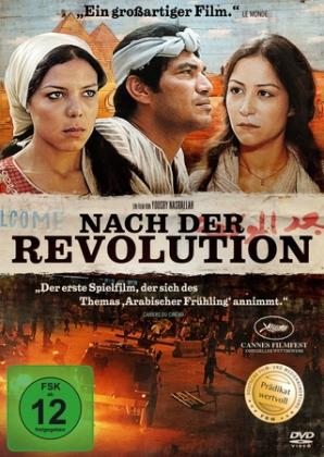 Nach der Revolution DVD 122 Min Ägypten/Frankreich  Regie: Yousry Nasrallah