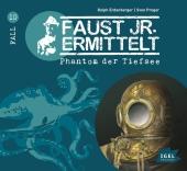 Faust jr. ermittelt - Phantom der Tiefsee, 1 Audio-CD