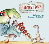 Minus Drei und die laute Lucy, Audio-CD