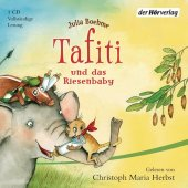 Tafiti und das Riesenbaby, 1 Audio-CD