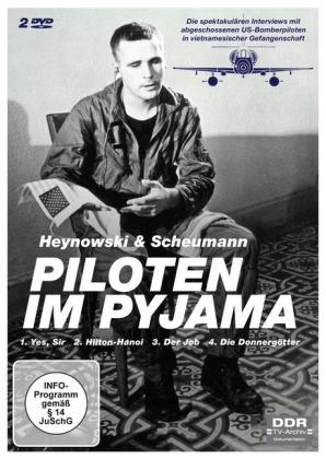 Piloten im Pyjama, 2 DVDs, von Walter Heynowski und Gerhard Scheumann