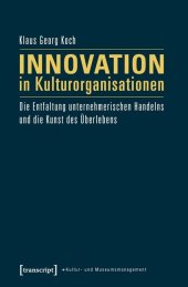 Innovation in Kulturorganisationen