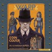 WARP - Der Quantenzauberer, 5 Audio-CDs