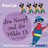 Jim Knopf und die Wilde 13, 2 Audio-CDs