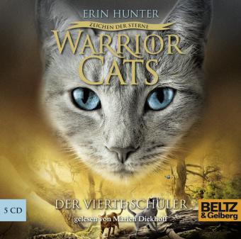 Warrior Cats, Zeichen der Sterne, Der vierte Schüler, 5 Audio-CDs
