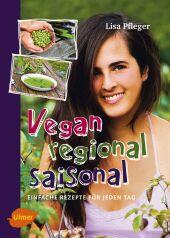 Vegan, regional, saisonal Cover