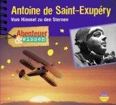 Antoine de Saint-Exupéry, Audio-CD Cover