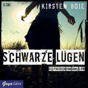 Schwarze Lügen, 5 Audio-CDs