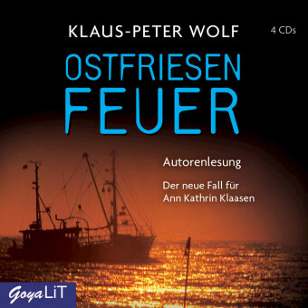 Ostfriesenfeuer, 4 Audio-CDs