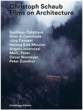 Christoph Schaub Films on Architecture, 3 DVDs ...