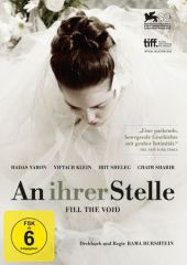 An ihrer Stelle - Fill the Void, 1 DVD Cover