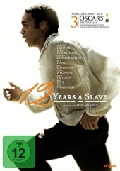 12 years a slave, 1 DVD Cover