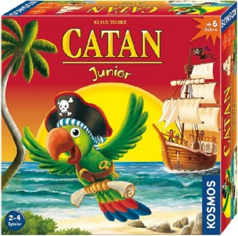Catan - Junior (Kinderspiel)