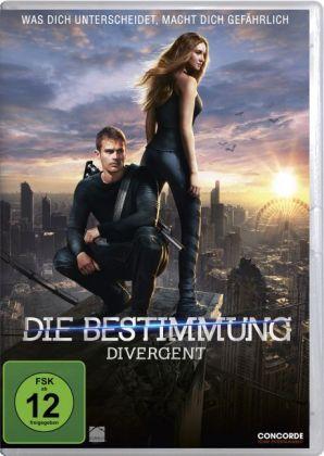 Die Bestimmung - Divergent, 2 DVDs