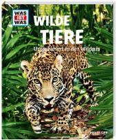 Wilde Tiere Cover