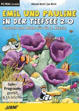 Emil und Pauline in der Tiefsee 2.0, CD-ROM
