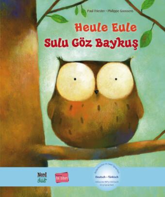 Heule Eule, Deutsch-Türkisch;Sulu göz baykus