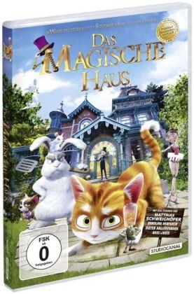 Das Magische Haus, 1 DVD