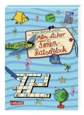 Mein dicker Ferien-Rätselblock, Bd.2