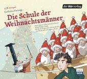 Die Schule der Weihnachtsmänner, 2 Audio-CDs Cover