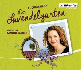 Der Lavendelgarten, 6 Audio-CDs