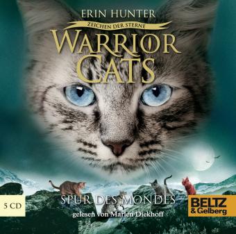 Warrior Cats, Zeichen der Sterne, Spur des Mondes, 5 Audio-CDs