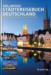 Das große Städtereisebuch Deutschland Cover