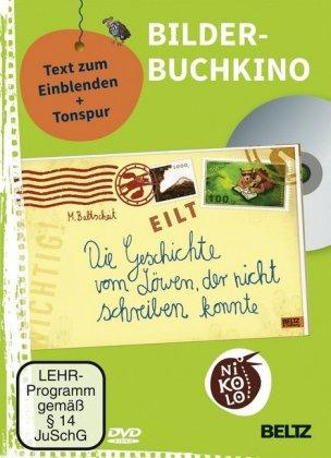 Die Geschichte vom Löwen, der nicht schreiben konnte, Bilderbuchkino, DVD