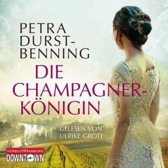 Die Champagnerkönigin, 6 Audio-CDs