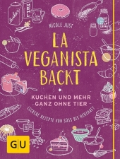 La Veganista backt Cover