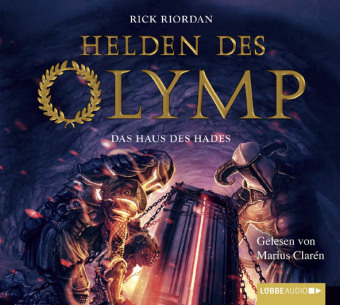 Helden des Olymp - Das Haus des Hades, 6 Audio-CDs
